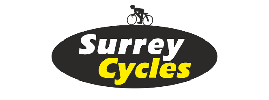 Surrey Cycles<br /><br />75 Station Road, Addlestone Contact: 01932 820716<br /><br />surrey-cycles@btconnect.com